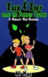 Zack & Zoey versus the Zombie Pigman - A Minecraft Mini-Adventure (Z&Z Book 3) - MJ Ware