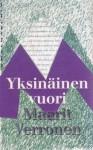 Yksinäinen vuori - Maarit Verronen