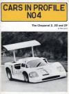 Cars in Profile No 4: The Chaparral 2, 2D and 2F - Pete Lyons