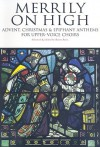 Merrily on High: Advent, Christmas & Epiphany Anthems - Barry Rose