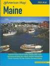 Maine Atlas, Featuring 133 Cities & Towns - American Map Corp., Arrow Map Inc. Staff