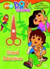 Animal Adventure (Color Plus Safety Scissors) - Jason Fruchter