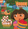 Easy Sudoku Puzzles #3 (Dora the Explorer) - Sonia Sander