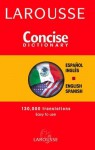 Larousse Concise Spanish-English English-Spanish Dictionary - Larousse, Larousse