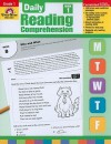 Daily Reading Comprenesion, Grade 1 - Evan-Moor Educational Publishers