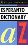 Concise Esperanto and English Dictionary: Esperanto-English, English-Esperanto - J.C. Wells