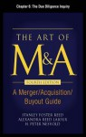 The Art of M&A, Fourth Edition, Chapter 6 - The Due Diligence Inquiry - Stanley Reed, H. Peter Nesvold, Alexandria Lajoux
