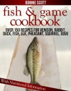 Fish & Game Cookbook - Bonnie Scott