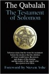 The Qabalah - The Testament of Solomon - Steven Ashe