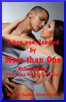 Taken and Handled by More than One Volume Four: Five Group Sex Erotica Stories - Andi Allyn, Geena Flix, Amy Dupont, Lisa Vickers, Brianna Spelvin