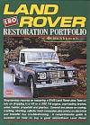 Land Rover: Restoration Portfolio - R.M. Clarke