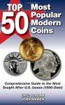 Top 50 Most Popular Modern Coins - Jordan Maben, John Maben, Eric Jordan