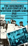 Resurgence of Class Conflict in W. Europe Vol. 2 - Colin Crouch, Alessandro Pizzorno