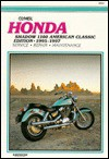 Clymer Honda Shadow 1100 American Classic Edition, 1995 1997 - Clymer Publishing