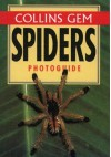Spiders Photoguide (Collins Gem) - Paul Hillyard