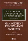 Management Information Systems - Gordon Bitter Davis