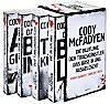 Cody McFadyen Schuber - 4 Bände Die Blutlinie/ Der Todeskünstler/ Das Böse in uns/ Ausgelöscht - Cody McFadyen