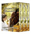 Romance: Inspirational Romance: Brides Of Riverside: A Historical Mail Order Bride Series (Clean Victorian Western American Short Stories) (Sweet Christian Victorian Romance Anthology) - Faith-Ann Smith