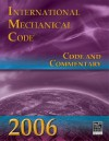2006 International Mechanical Code Commentary - International Code Council