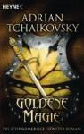 Die Schwarmkriege 5. Goldene Magie - Adrian Tchaikovsky, Simon Weinert