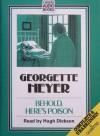 Behold, Here's Prison - Hugh Dickson, Georgette Heyer