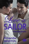 Love a Sailor: A New Adult Romance (Love the Captain Book 1) - Amanda Sandton, Elizabeth Macpherson