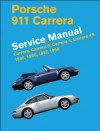 Porsche 911 Carrera (Type 993) Service Manual 1995, 1996, 1997, 1998: Carrera, Carrera S, Carrera 4, Carrera 4S - Bentley Publishers