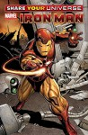Share Your Universe Iron Man (Super Heroes) - Paul Tobin, Ronan Cliquet, Clayton Henry