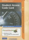 Nutrition & You Student Access Code Card: Core Concepts for Good Health - Joan Salge Blake