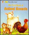 My First Book of Animal Sounds (A First Little Golden Book) - Marguerite Muntean Corsello, Corsello