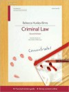Criminal Law Concentrate - Rebecca Huxley-Binns