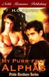 My Purr-fect Alphas - H.C. Brown
