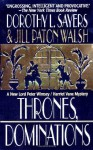 Thrones, Dominations (A Lord Peter Wimsey Mystery) - Dorothy L. Sayers, Jill Paton Walsh