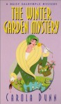 The Winter Garden Mystery (Audio) - Carola Dunn, Bernadette Dunne
