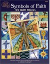 Symbols Of Faith Quilt Blocks - Linda Causee