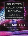 Selected Solutions Manual for Chemistry: A Molecular Approach - Nivaldo J. Tro, Mary Beth Kramer, Kathleen Thrush Shaginaw