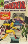 Daredevil #3 (1st Appearance of the Owl) (Daredevil The Man Without Fear, Volume 1) - Stan Lee, Joe Orlando