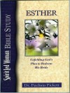 Esther: Unfolding God's Plan to Redeem His Bride: Spiritled Woman Bible Study - Fuchsia Pickett