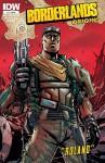 Borderlands: Origins #1 (of 4) - Mikey Neumann, Agustin Padilla