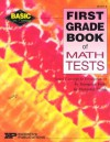 First Grade Book of Math Tests - Imogene Forte, Marjorie Frank