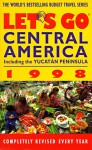 Let's Go Central America 1998 - Let's Go Inc.