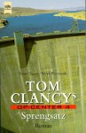 Sprengsatz (Tom Clancy's Op-Center, #4) - Tom Clancy, Steve Pieczenik, Jeff Rovin