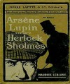 Arsène Lupin contre Herlock Sholmès (French Edition) - Maurice Leblanc