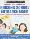 Nursing School Entrance Exam: Your Guide to Passing the Test [With Access Code] - Learning Express LLC