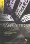 Translations, Brian Friel. Notes by John Brannigan - Brian Friel