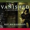 Vanished: Greywalker, Book 4 - Kat Richardson, Mia Barron, Recorded Books