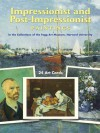 Impressionist and Post-Impressionist Paintings: in the Collections of the Fogg Art Museum: 24 Art Cards - Fogg Art Museum