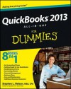 QuickBooks 2013 All-In-One for Dummies - Stephen L. Nelson