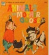 Animals In Mother Goose (Tell-A-Tale Book) - June Goldsborough
