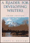 A Reader For Developing Writers - Santi V. Buscemi